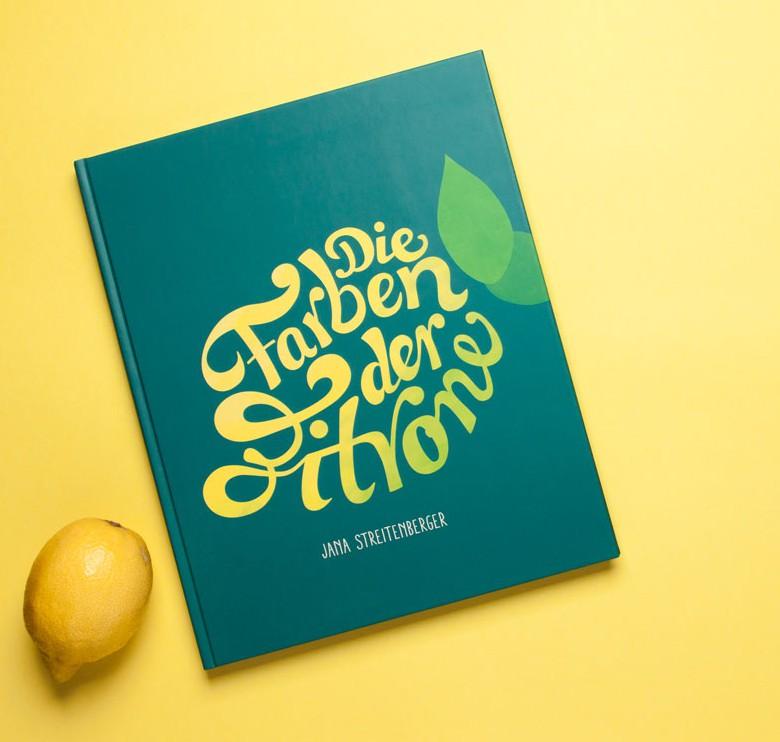 Die Farben der Zitrone